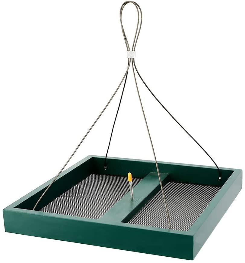 Homes Garden Platform Bird Feeder