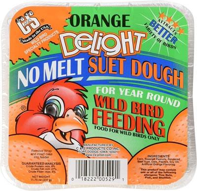 C&S Orange Suet Dough