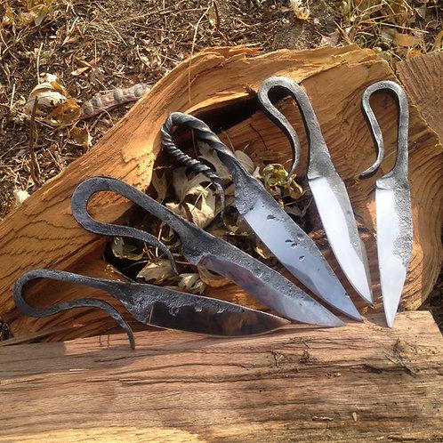 Blacksmith Knives