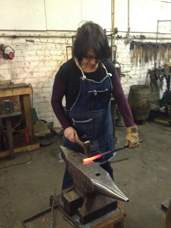 Classes at The Blacksmith Shop of Omaha