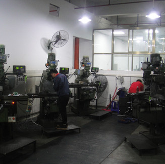 In-House Drilling Workshop