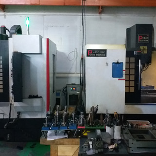 Tool Machinery