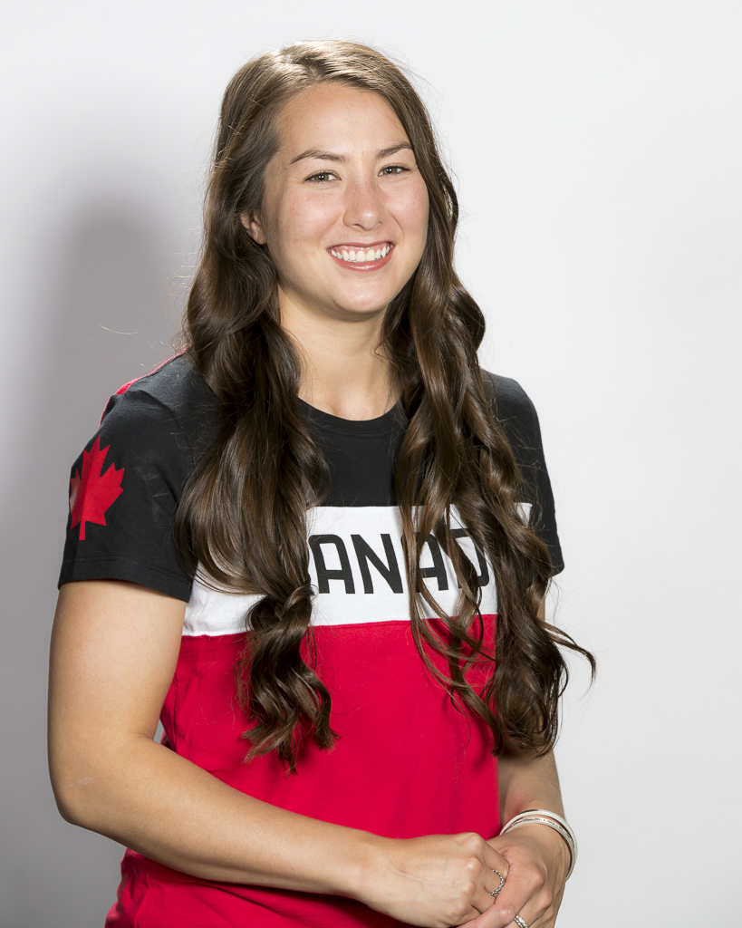 Team Canada Headshot