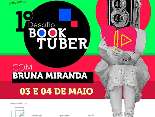 Desafio BookTuber com Bruna Miranda