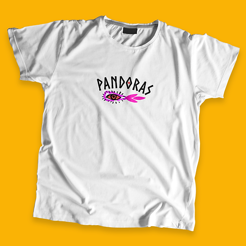 Camiseta PANDORAS
