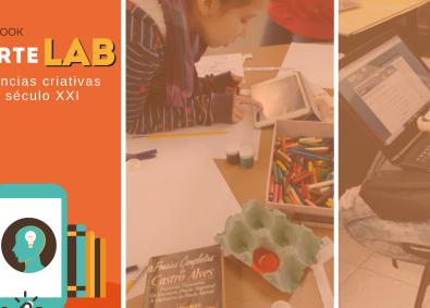 Ebook BiblioArte LAB: nossas experiências criativas com leitores do século XXI