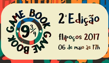 Já estão abertas as inscrições para o BookGame durante a Flipoços 2017