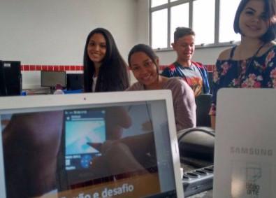 Parceria com IFSULDEMINAS amplia impacto do projeto BiblioArte LAB em Poços