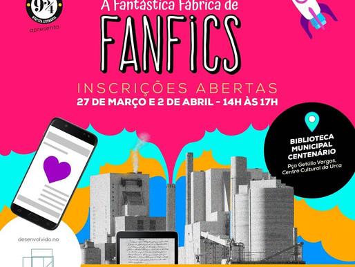 A Fantástica Fábrica de FanFics