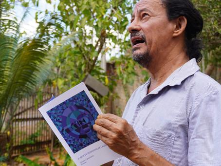 Slammer do Cerrado: Gilson Cavalcante lança 'A arte de desmantelar calendários'