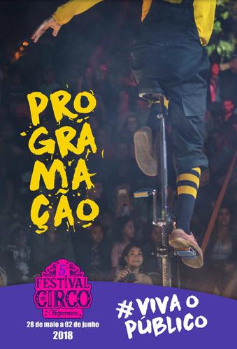 5° Festival de Circo de Taquaruçu