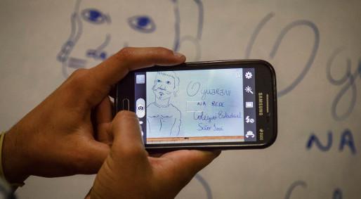 Experiência da Casa da Árvore com uso do Whatsapp nas aulas de Literatura vira artigo