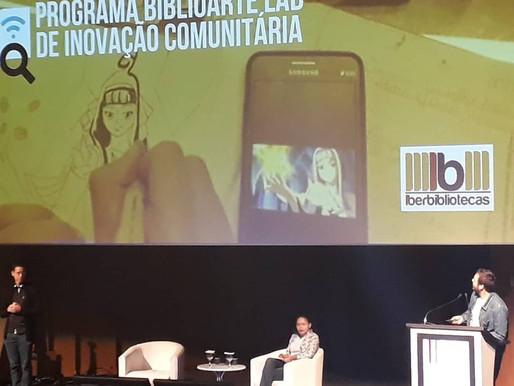 App Leia_me! é apresentado no Seminário Biblioteca Viva