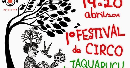 1e Festival de CIrco de Tuaquaruçu