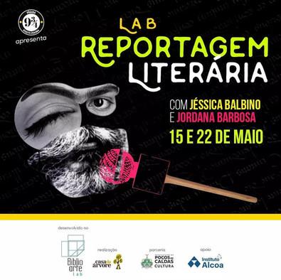 LAB Reportagem Literária