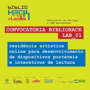 BHL abre convocatórias para interessados no futuro do livro, da leitura e das bibliotecas