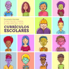 Ebook inova na orientação sobre a concepção de currículos escolares