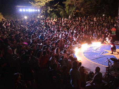 Festival acontecerá online no início das férias