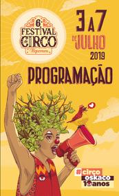6° Festival de Circo de Taquaruçu