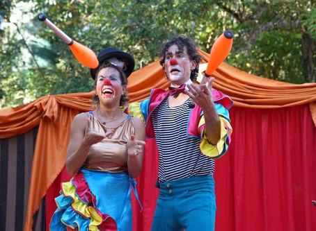 Circo de Família e o amor como resposta