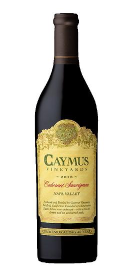 Caymus Cabernet Sauvignon-2018