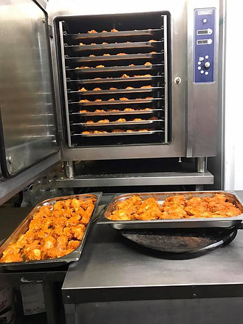 Grill Chicken Oven baked