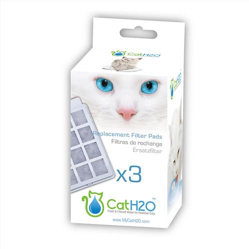 Cat H2O & Dog H2O filter pads