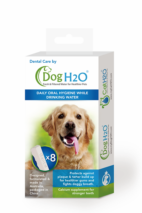 Dental Care by Dog H2O / Cat H2O (8 pieces / pack)