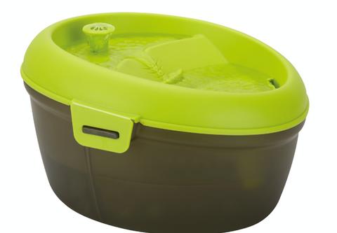 Dog H2O Green