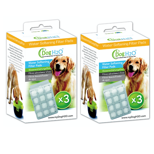 Water Softening Filter Pads (Twin Packs)