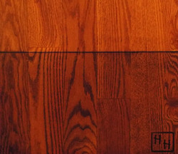 Red Oak - #1 - Red Stains