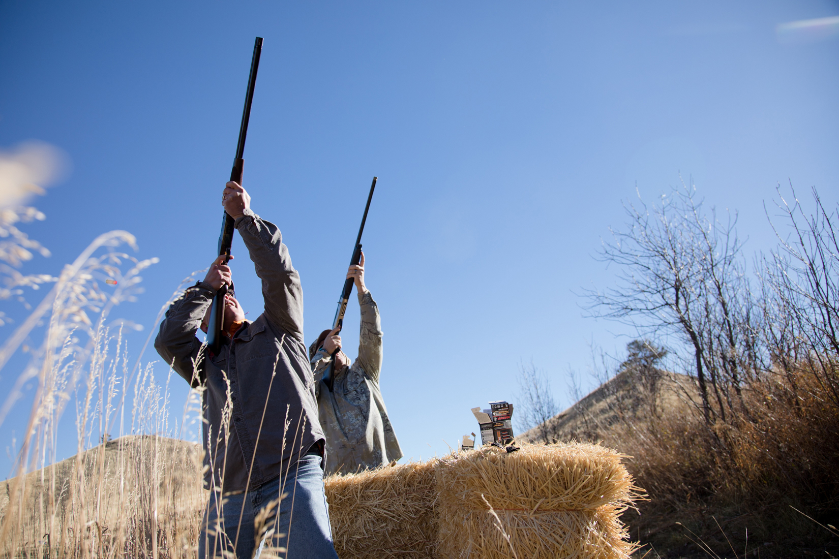 Montana Pheasant Hunters