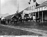 Gambling around Yellowstone National Park