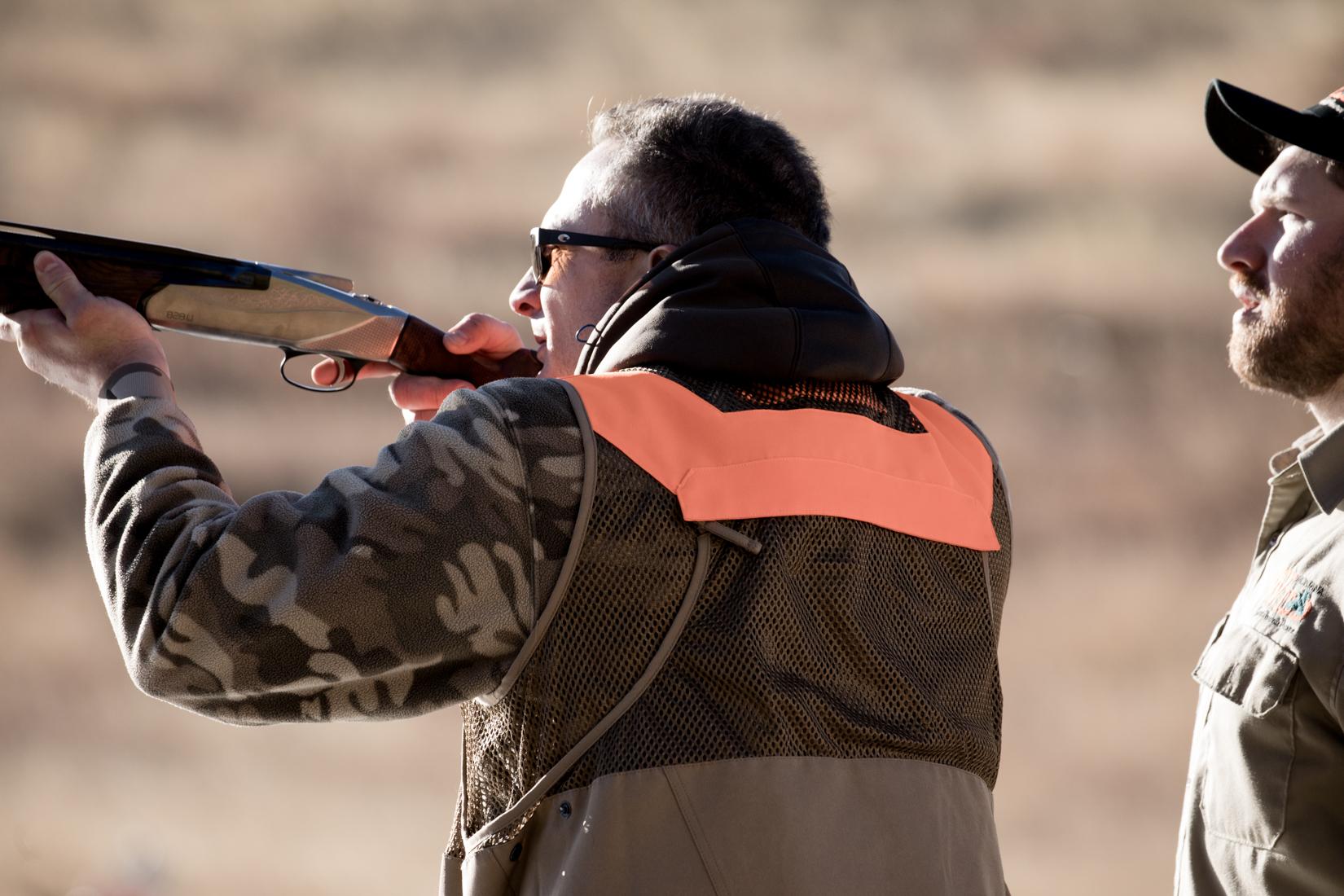 Clay Target Shooting in MT