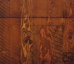 Fir - Skip Sawn - Stained (1)