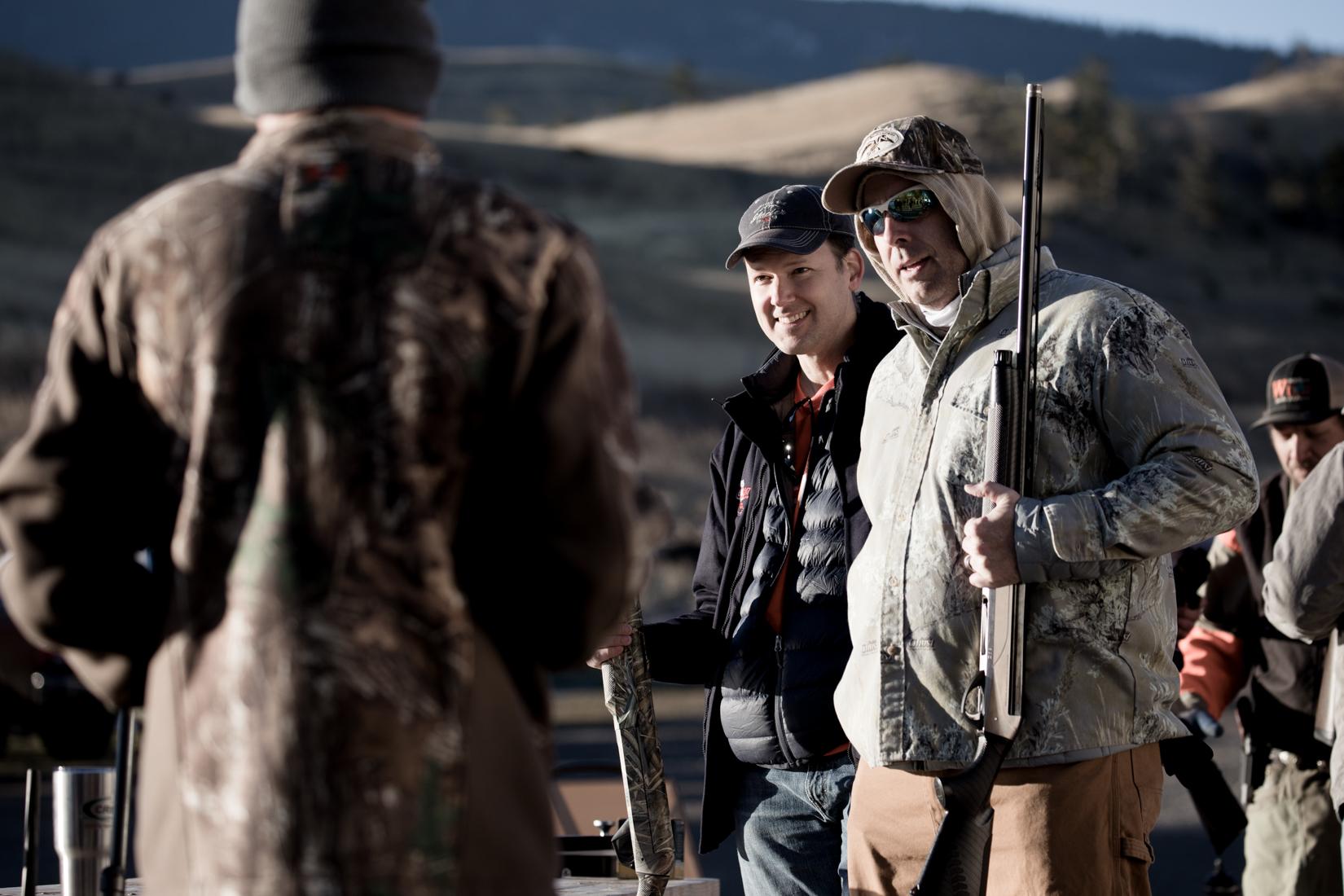 Hunting adventures in Montana