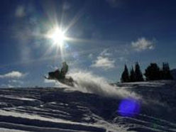 Snowmobile Rental Cooke City Montana