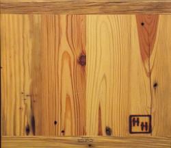 Southern Yellow Pine - Wirebrushed
