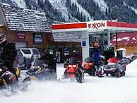Cheap Gas Yellowstone National Park