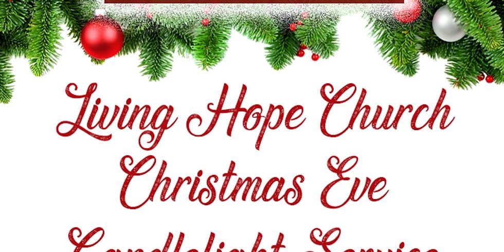 1:00PM Christmas Eve SPECIAL ACCOMODATION Service
