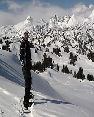 Backcountry Snowboard Remote Montana