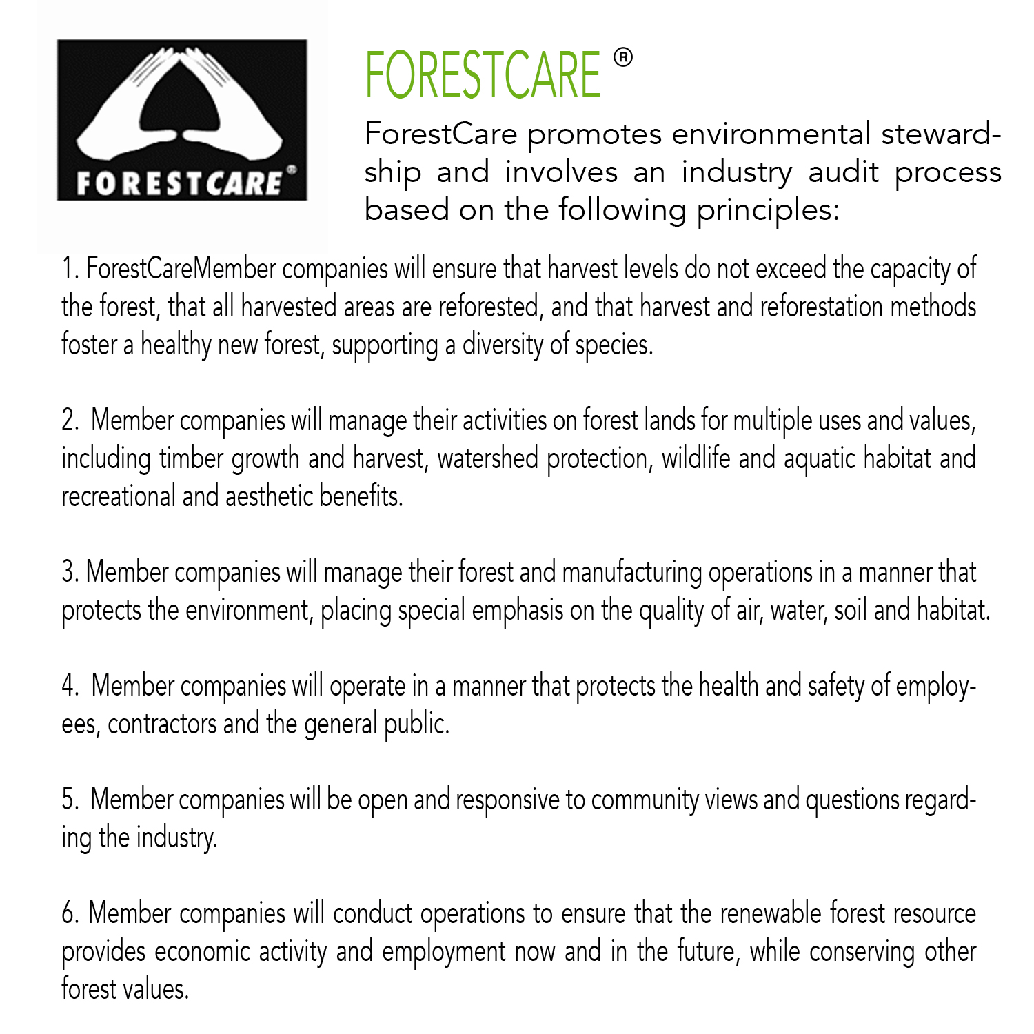 Forestcare
