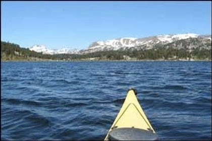 Montana Boating Around Yellowstone NAtional Park