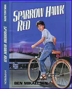 Sparrow Hawk Red (Hard Cover)