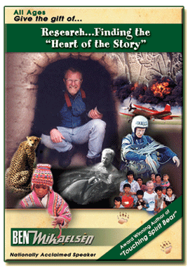 Research: Finding the Heart of a Story DVD
