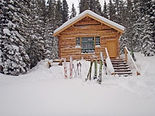 Montana Snowmobile Lodging