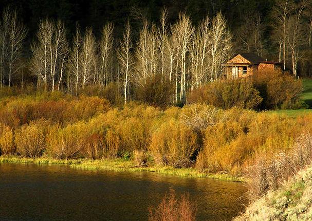 Montana Mountain Vacation Cabins