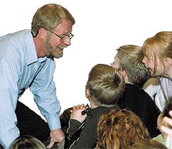 Anti-Bully School Presentation
