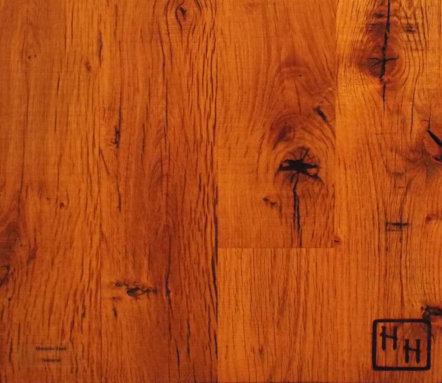 Oak- Hoosier- Bandsawn