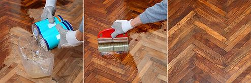Wood Floor Restoration and Repair